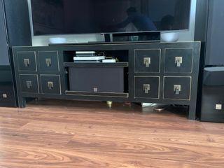 Mueble de tv multimedia