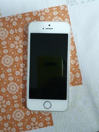 iphone 5s muy bien conservado