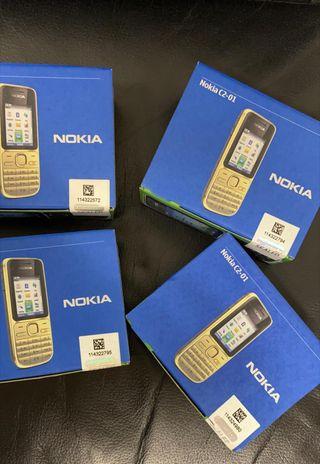 Lote 4 móviles