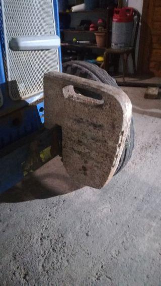 pesas de tractor