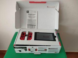 Nintendo Switch + 5 Juegos