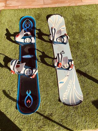 Tabla snowboard por 40€
