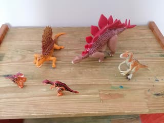 Lote dinosaurios Playmobil