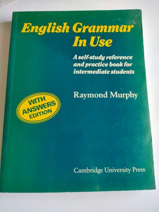 Gramática inglesa English Grammar in Use