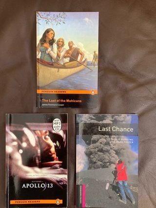 Libros Inglés de Bachillerato