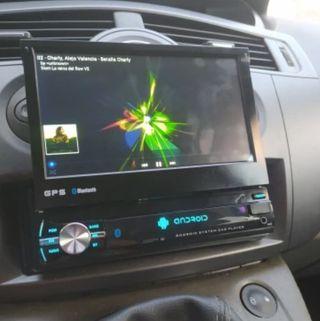 pantalla coche android. NUEVA CON GPS