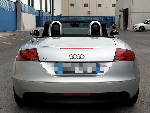 Audi TT 2007