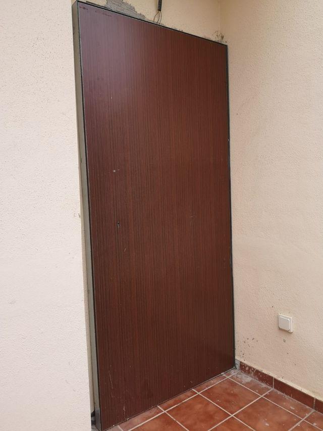 Puerta antiocupa