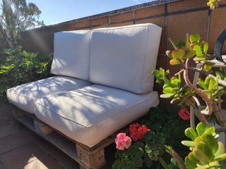 palet sofá terraza