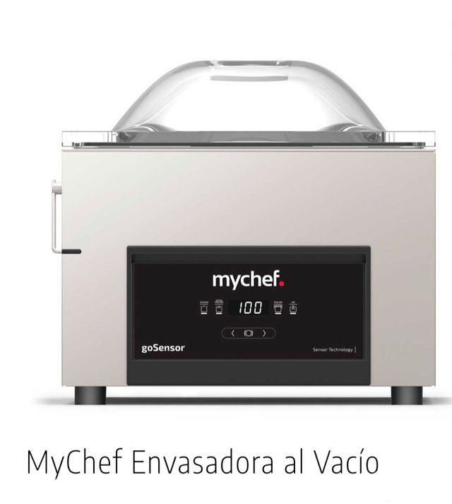 ENVASADORA AL VACÍO 10 m³h. MYCHEF PROFESIONAL