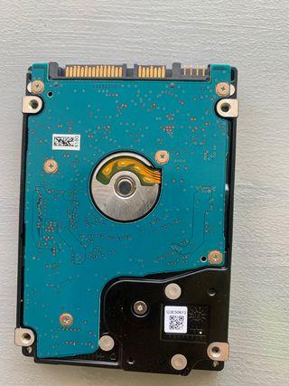 """Disco Duro 2.5"""" HDD 1TB 5400 SATA con windows 10"""