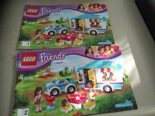 Lego Friends 41034