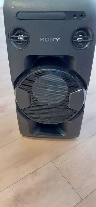 Equipo Hi-Fi Sony MHC-V11 con CD, High Power Audi