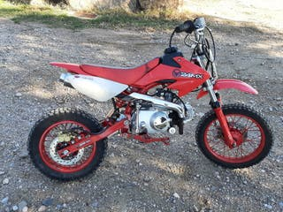 pit biker 110