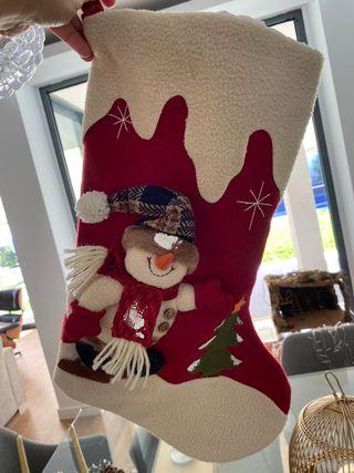 Calcetín de navidad