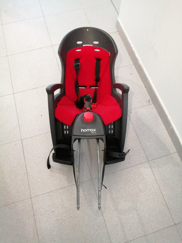 silla portaniños