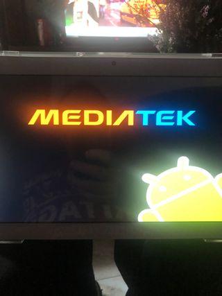 """Tablet de10""""+ celular marca Mediatek"""