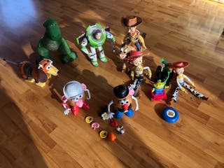 Pack juguetes Toy Story