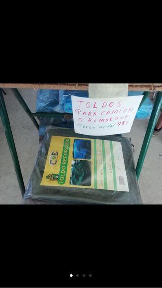 TOLDOS PARA CAMION, REMOLQUE..