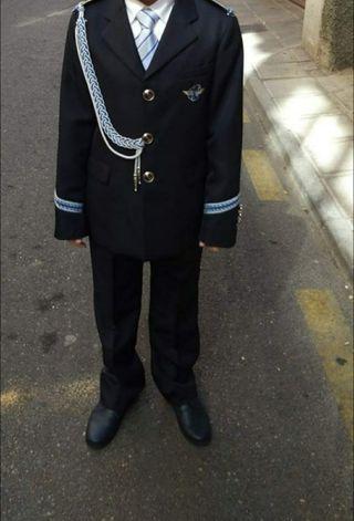 traje de comunión niño