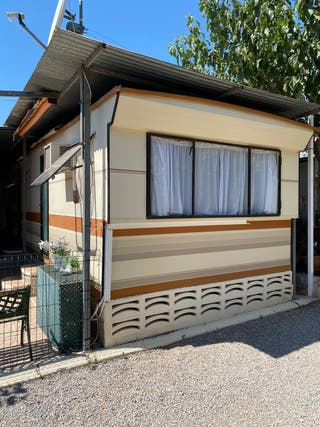 Caravana residencial mobil home