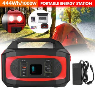 portable energy station 444wh 1000w
