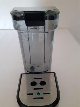 DEPÓSITO AGUA Y BANDEJA RECOGE CAFE