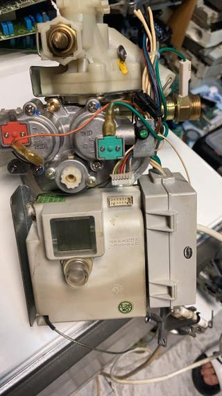 Reparación de calderas y calentadores