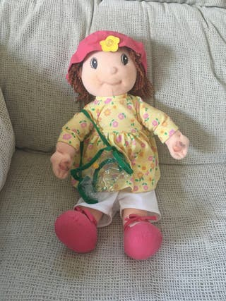 Muñeca de peluche