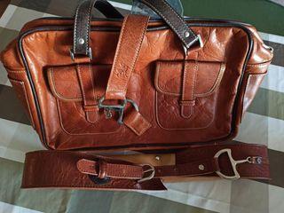 bolso y cinturon
