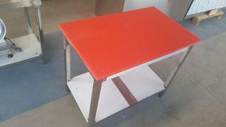 mesa de preparacion