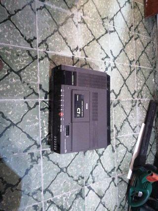 Grabadora Betamax C7 E