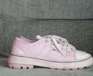 Zapatillas Zara 34