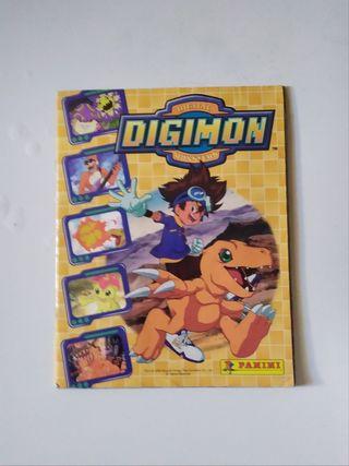 Digimon - Álbum de Cromos