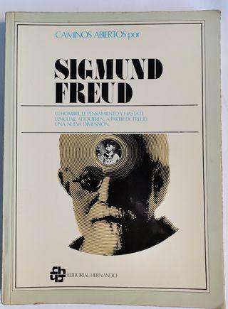 Caminos abiertos por Sigmund Freud