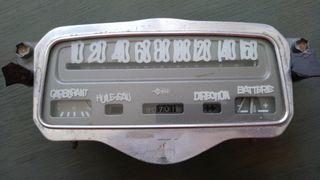 Cuentakilómetros- Velocímetro antiguo