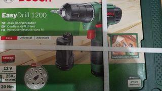 Taladro atornillador Bosch 12v