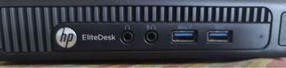 PC HP mini 800 G1 i5 16GB 500SSHD
