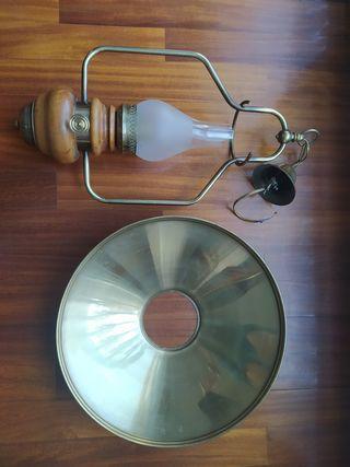 Lámpara de techo estilo náutico