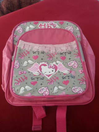 Mochila rosa Hello Kitty