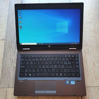 Hp Probook 6470b, i5, 8gb ram, 500 gb disco