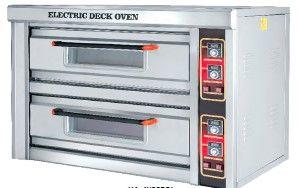 horno para pizza electrico dos camara