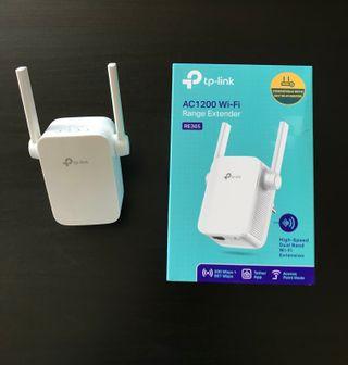 Extensor de Cobertura Wi-Fi tp-link AC1200 (RE305)