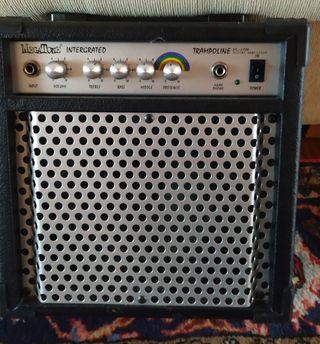 Amplificador Megatone PL-20B 16w