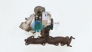 Turbo motor 2.0 TDI 170 cv