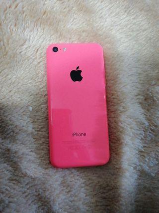 iPhone modelo A1507 rosa para pieza