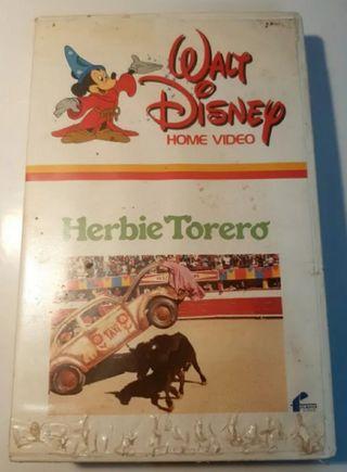 HERBIE TORERO VHS
