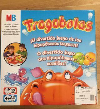 Tragabolas MB