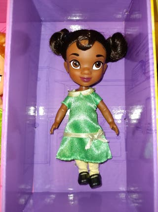 Princesa Tiana mini animators serie Disney