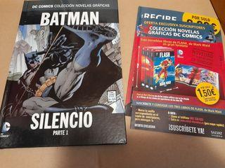 batman colección novelas gráficas 1